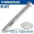 R-KT SLEEVE ANCHOR 10X100MM X50 PER BOX