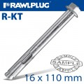 R-KT SLEEVE ANCHOR 16X110MM X20 PER BOX