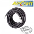 RUBBER HOSE KIT 8MM X 10M W/ARO COUPLER
