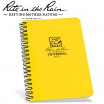 RITE IN THE RAIN SIDE SPIRAL NOTEBOOK YELLOW