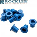 ROUTER BIT STORAGE INSERTS 10PC