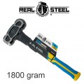 HAMMER CLUB UNBREAKABLE 1.8KG 4LB GRAPH. HANDLE