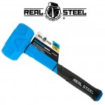 HAMMER DEAD BLOW 800G 28OZ GRAPH. HANDLE REAL STEEL
