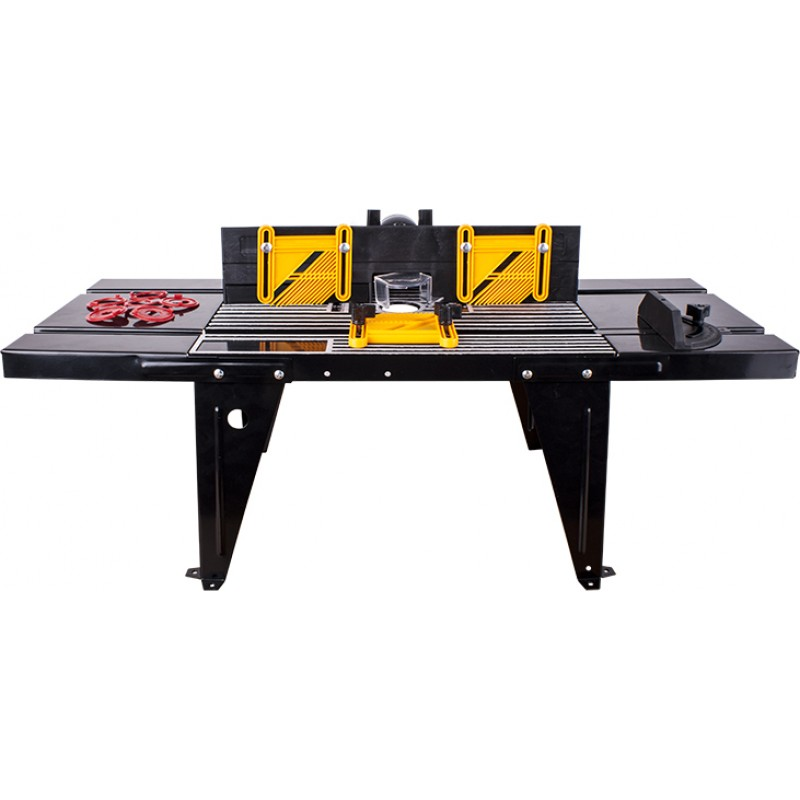Mlcs Woodworking Router Table Top And Fence