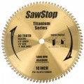 SAWSTOP 80T COMBINATION SAW BLADE TITANIUM SERIES