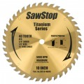 SAWSTOP 40T COMBINATION SAW BLADE TITANIUM SERIES