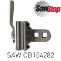 SAWSTOP RIV. KNIFE CLAMP ASS. (MOUNT/CLAMP BRACKET & HANDLE)