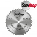 SAWSTOP 40T COMBINATION SAW BLADE
