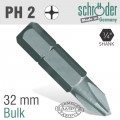 PHIL.NO.2X32MM CLASSIC INS.BIT