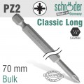 POZI.NO.2 70MM POWER BIT BULK