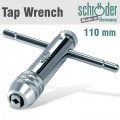 RATCHET TAP WRENCH 110MM M5-12