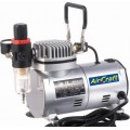 COMPRESSOR FOR AIRBRUSH 1 CYL. W/REG & FILTER (AS18-2)
