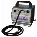 AIRBRUSH COMP 1/6 HP  W/HOSE & FILTER SINGLE OUTLET