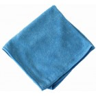 MICROFIBRE CLOTH BLUE 400MM X 400MM