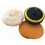 """SANDING & POLISHING KIT 125MM 5"""" WITH 400-600 AND 800 GRIT"""