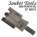 CUTTER 14.6MM /LOCK MORTICER FOR WOOD SCREW TYPE