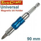UNIVERSAL MAGNETIC BIT HOLDER 90MM CARDED