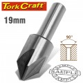 COUNTERSINK HSS 19MM 90 DEGREE