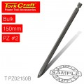 POZI.2 X 150MM POWER BIT BULK