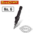 SCREW PILOT NO.6 X 75MM CARDED