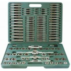 TAP & DIE SET 110 PCE - CARBON STEEL 2 - 18mm BLOW MOULD CASE