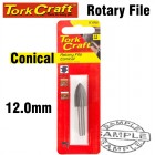 ROTARY FILE CONICAL