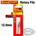 ROTARY FILE V POINT