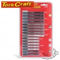 T-SHANK JIGSAW BLADES 16PC SET ASSORTED METAL & WOOD CUTTING
