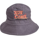TORK CRAFT BUCKET HAT GREY (ONE SIZE FITS ALL)
