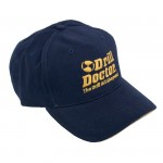 DRILL DOCTOR BASE BALL CAP NAVY BLUE (ONE SIZE FITS ALL)
