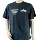 TORK CRAFT RACING T-SHIRT NAVY BLUE 2XL