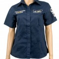 ALPEN SPRINT MAST LADIES NAVY COTTON BLUE MEDIUM
