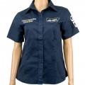 ALPEN SPRINT MAST LADIES NAVY COTTON BLUE X-LARGE