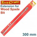 EXTENSION FOR FLAT BITS 300MM