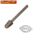 MINI H/SPEED CUTTER 6.4MM CONE 3.2MM SHANK