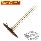 MINI HIGH PERFORMANCE ABR. BRUSH 25MM WHEEL 3.2MM SHANK