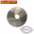 MINI RIP AND CROSS CUT BLADE 32 X  0.6 X 6.35MM