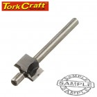 MINI ROUTER BIT 9.5MM CORNER ROUNDING 3.2MM SHANK