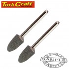 MINI GRINDING STONE 7.1MM ROUND POINT 3.2MM SHANK