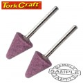 MINI GRINDING STONE 15.9MM CONE 3.2MM SHANK