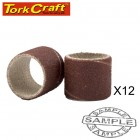 MINI SANDING SLEEVE 12.7MM 240G