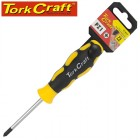 SCREWDRIVER POZI. NO.1 X 75MM