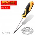 SCREWDRIVER POZI. NO.3 X 150MM