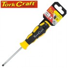 SCREWDRIVER SLOTTED 5 X 75MM
