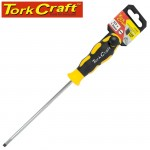 SCREWDRIVER SLOTTED 5 X 150MM