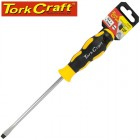 SCREWDRIVER SLOTTED 6 X 150MM