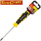 SCREWDRIVER TORX TAMPER PROOF T20 5X100MM