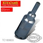 DIAMOND CORE BIT 3MM FOR TILES