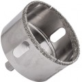 DIAMOND CORE BIT 64MM FOR TILES HEX SHANK