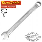 COMBINATION  SPANNER 6MM